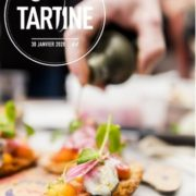 30 chefs et Artisans pour défendre l'alimentation Juste, Bonne et Durable au 4ème Festival de la Tartine