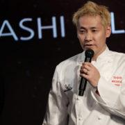 Kei Kobayashi – » Pour moi personnellement, rien n'a changé. Michelin c'est Michelin, mais ce qui est important, c'est notre travail pour le client. «