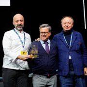 Le chef italien Niko Romito a été nommé Chef Européen de l'Année au congrès Madrid Fusión 2020