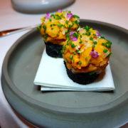Odette à Singapour du chef Julien Royer  – Chacun des plats raconte un histoire, chaque assiette est le reflet d'un moment de vie