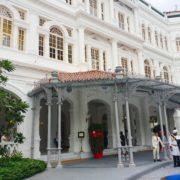 Le Raffles à Singapour lance YI par le chef Jereme Leung et le steak house Butcher's Block par le chef Rémy Lefebvre
