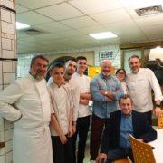Scènes de Chefs – Andoni luis Aduriz pour un 4 mains, Jean-Georges à Miami, en service au Yam'tcha, Dan Barber croise Daniel Humm, Daniel Boulud toujours à l'heure, ….