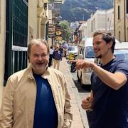 Continuons à suivre le voyage en Colombie des Chefs Pierre Hermé et Juan Arbelaez