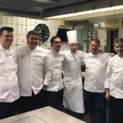 6 chefs pour récolter des fonds pour soutenir l'équipe du Bocuse d'Or Suisse 2020