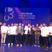 Présentation de l'édition du Guide Michelin 2020 des Pays Nordiques