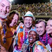 Alex Atala a invité Claude Troisgros et Daniel Boulud à cuisiner pour le Carnaval de Rio