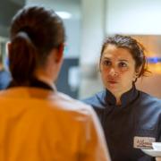 Dimanche elle avait refusé de fermer son restaurant installé à Boisseuil – Elle a expliqué pourquoi