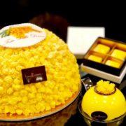 Le gâteau Mimosa pour la journée des droits des femmes en Italie
