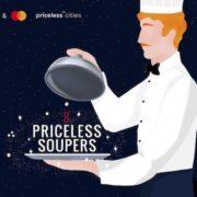 Lancement de la Saison 8 des Priceless Soupers