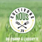 Guillaume Canet est heureux d'annoncer la naissance de «Cultivonsnous.tv» une chaîne qui traite de l'agriculture, de la gastonomie