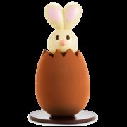 Pâques confinés &  livraisons d'animaux rigolos et de drôles oeufs qui font leur show et leur carnaval