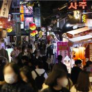 Corée du Sud – En fonction des quartiers, Séoul ferme à nouveau ses bars, discothèques et restaurants