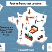 L'UMIH lance une campagne digitale «Partir en France, c'est tendance»