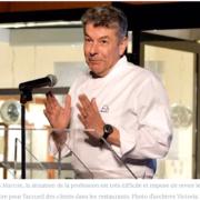 Régis Marcon : «Une surface de 4 m² par client, c'est inconcevable pour notre profession»