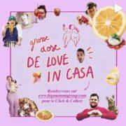 Bib Mamma transforme ses restaurants en épicerie et traiteur italien et vous envoie d'énormes doses de love