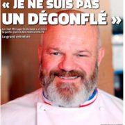 Philippe Etchebest un vrai chef solidaire dans la tempête économique que subissent les restaurateurs – «Je sais prendre des coups, mais je sais en donner, ça fait partie de mon tempérament «