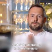 David Gallienne décroche le titre de «Top Chef 2020», son prochain Challenge «décrocher 2 étoiles»