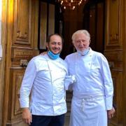 #cuisiniermasqué… le challenge continue… les chefs et leurs masques !
