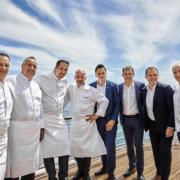 C'est aujourd'hui que réouvre l'Hôtel du Cap-Eden-Roc sous la signature culinaire du chef Éric Frechon