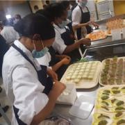 » Cuisine Mode d'Emploi(s) «Quartiers d'été 2020 » – à l'école de Thierry Marx – à Limoges les stagiaires ont 11 semaines pour devenir cuisiniers