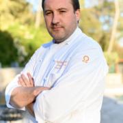 Sébastien Sanjou, chef d'orchestre des restaurants de La Voile d'Or à Saint-Jean Cap Ferrat
