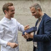 Nicolas Paciello ouvre sa pâtisserie CinqSens Paris en septembre avec William Assouline