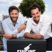 Nouvelle saison de Cuisine impossible avec Juan Arbelaez challengé par Julien Duboué – Les deux chefs en terres inconnues à partir du 7 août sur TF1