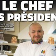 Guillaume Gomez – Le chef des Présidents –