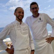 À la table de Julien Roucheteau – Le Restaurant des Rois à La Réserve à Beaulieu
