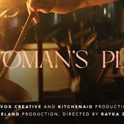 KitchenAid USA – au travers du documentaire «A Woman's Place» soutient la présence des femmes dans la restauration