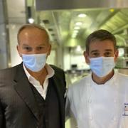 Scènes de Chefs – Mauro & Ourso au potager, Pierre Hermé à la Mamounia, Yoni Saada pour Métro, Claude Troisgros à Rio, Dominique Crenn pour Lexus, …