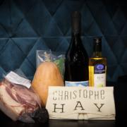 Christophe Hay lance sa box «Ma recette à la maison» pour cuisiner comme un chef**