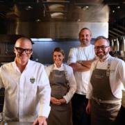 Scènes de Chefs – Akrame au sommet, Heston Blumenthal 10 ans avec Waitrose,  Benoît Charvet en ligne, David Gallienne our les enfants, ….
