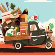 Un jour, un livre – «On va déguster l'Italie» par François-Régis Gaudry et sa joyeuse bande