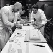 Scènes de Chefs – G. Ramsay ouvre son 3ème resto Burger, Marco Pierre White cuisine en famille, Oeuf & Truffe pour Christian Constant,  Précision culinaire pour Alain Pégouret, Stéphane Bonnat simplement Chocolat, …