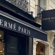 Nouveau look pour la nouvelle boutique Pierre Hermé Paris