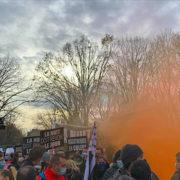 » Laissez nous Chanter, Danser, Conter, Cuisiner … en Liberté !» – Rassemblement des «non essentiels» à Paris