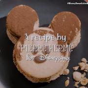 Calendrier de l'Avent – Le chef Pierre Hermé Présente un dessert en hommage à Mickey et à la magie de Disneyland Paris