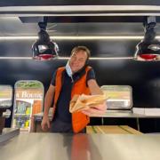 Après Nicolas Isnard et Alexandre Mazzia, c'est au tour du chef Emmanuel Renaut d'adopter la version Food Truck