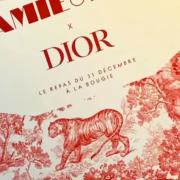 Le dîner à emporter le plus Chic de ce Réveillon de la Saint-Sylvestre 2020 réunira DIOR, Jean Imbert, Cédric Grolet, Patrick Roger, le Champagne Veuve Cliquot, …