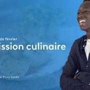 «Cuisine ouverte: un chef sur la route» nouvelle émission de cuisine sur France 3 avec le jeune chef Mory Sacko