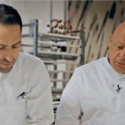 La Station Spatiale Internationale (ISS) embarquera une sélection de plats gastronomiques réalisés par Thierry Marx pour son séjour dans l'espace