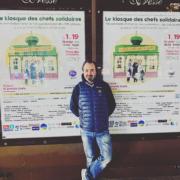 Lyon – Le chef Fabrice Bonnot réunit 15 chefs pour le Kiosque des Chefs Solidaires –  découvrez l'opération qui se déroule du 1er au 19 février