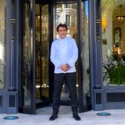 Yannick Alléno arrive à l'Hôtel Hermitage à Monte-Carlo aux cuisines du Vistamar