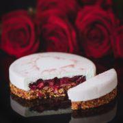 Ça c'est palace – Le cheesecake croustillant de François Perret au Ritz et dans les boutiques Fou de Pâtisserie