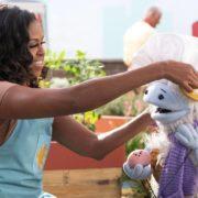 Gaufrette et Mochi – série culinaire pour les enfants sur Netflix présentée par Michelle Obama