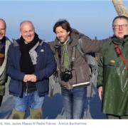 Quand trois chefs partent à la pêche à la crevette grise