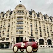 Défilé  de Pâques 2021 en chocolat – Collections Palaces – Peninsula – Hôtel de Crillon – Lutetia