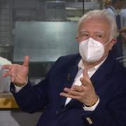 Alain Ducasse : » Il y a 40 ans j'étais commis chocolatier chez Lenôtre. j'étais le commis de Michel Chaudun… «