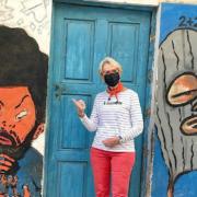 Quand Mercotte jury de l'émission «Le Meilleur Pâtissier» fait partager au public français son voyage à Cuba